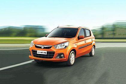 Best car under 5 lakh