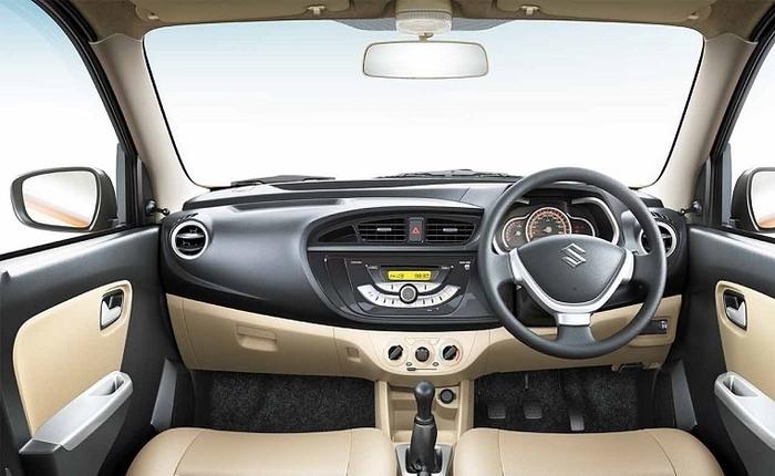 Maruti Suzuki Alto K10 Features