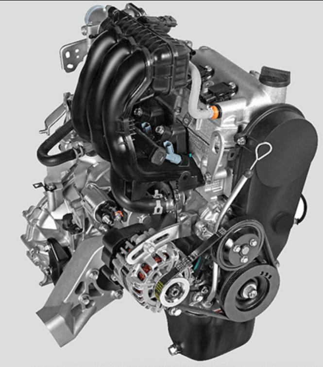 Maruti Suzuki Alto K10 Engine