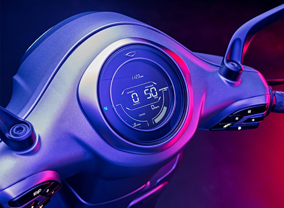 Bajaj Chetak Speedometer