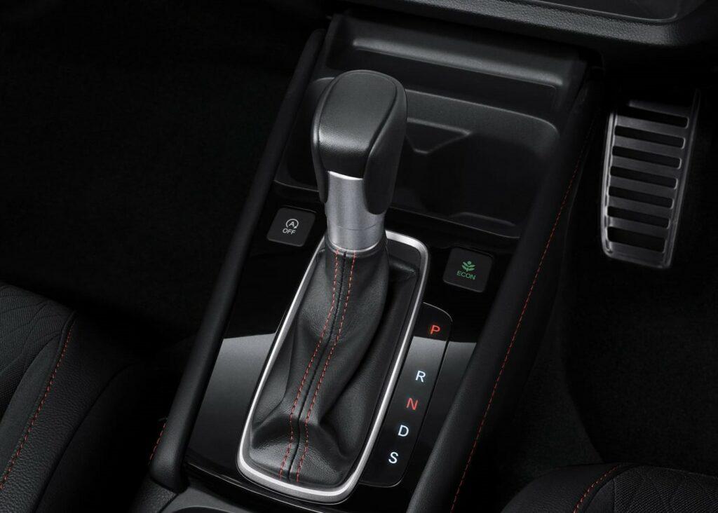 Honda City Gear